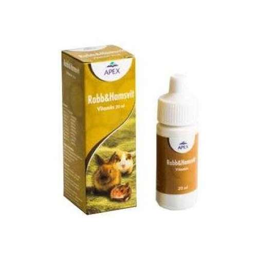 Apex Tavşan & Hamster Vitamini 20 ml 1