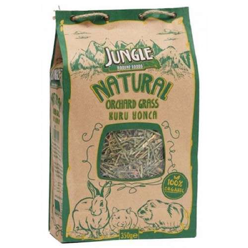 Jungle Orchard Grass Kuru Yonca 350 gr 1