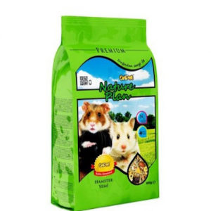 Nature Plan Hamster Yemi 800 gr