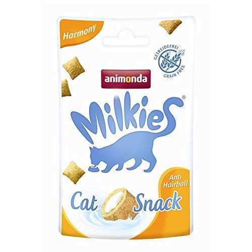 animonda milkies harmony anti hairball tahilsiz kedi odulu 30 gr