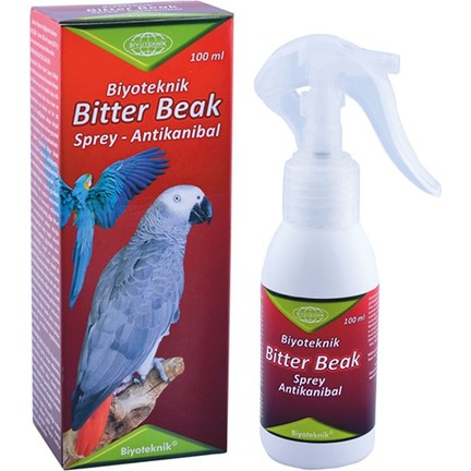 Biyoteknik Bitter Beak Antikanibal Sprey 100 ml 1