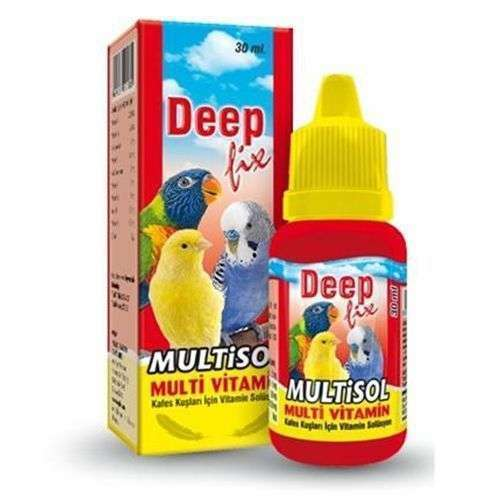 deep fix multisol kus vitamini 30 ml